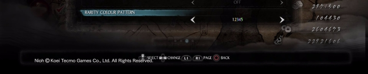 Bạn có thể điều chỉnh màu sắc trong menu option của game