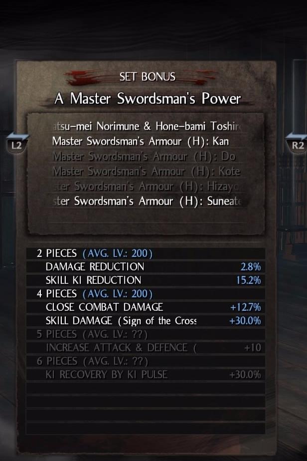 Master Swordsman