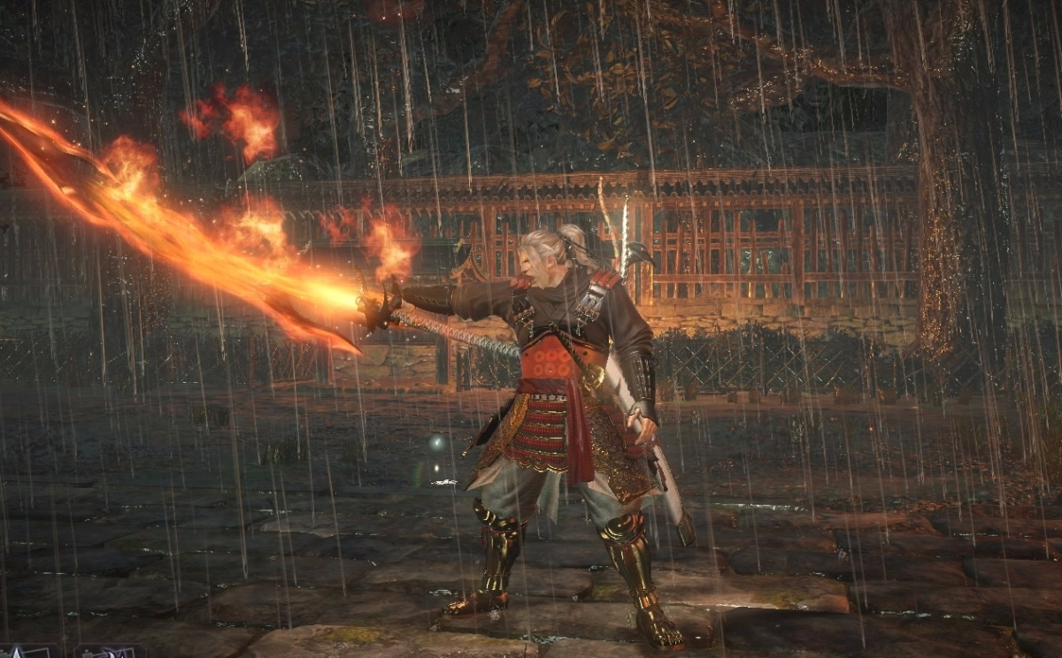NIOH - BUILDS - THE MAN WITH THE GUARDIAN SPIRIT - LIVING WEAPON