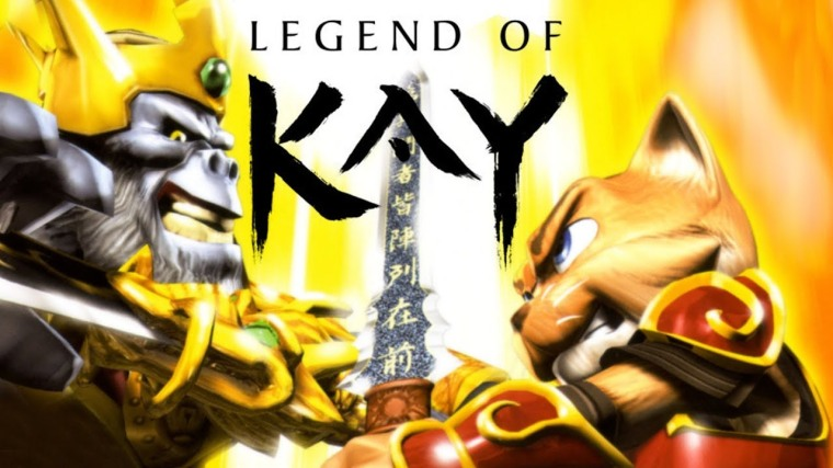 Legend of Kay PS3