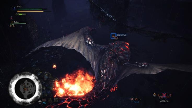 Monster Hunter - Bazelgeuse