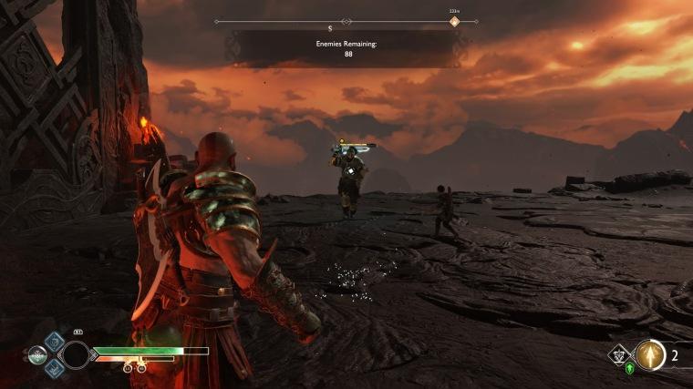 God of War - Challenges - 100 - Traveler.jpg