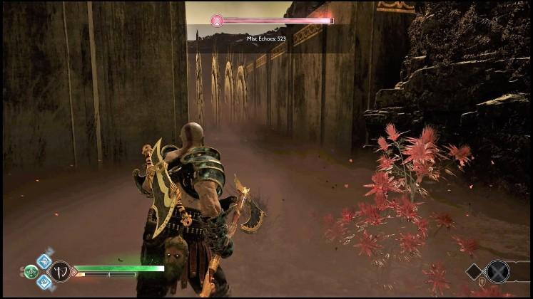God of War - Challenges - Niflheim - Traps.jpg