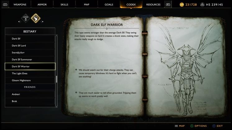 God of War - Enemies - Niflheim - Dark Elf Warrior.jpg