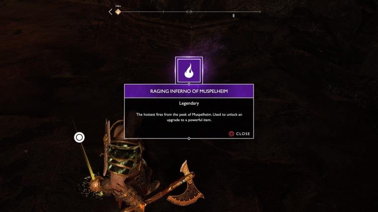 God of War - Muspelheim - Reward for Chaos Flae.jpg