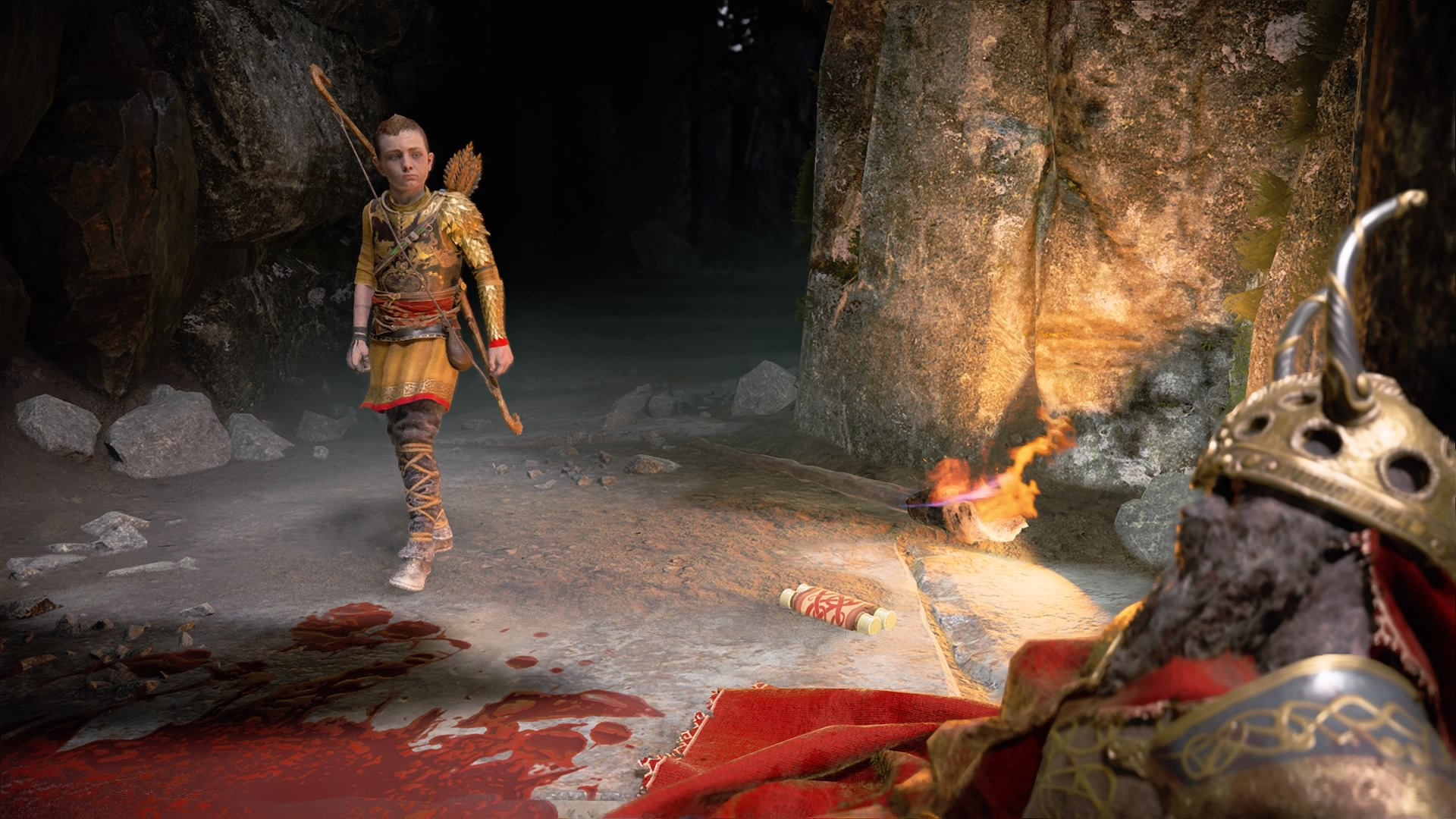 God of War - Dwarf King Story Arc