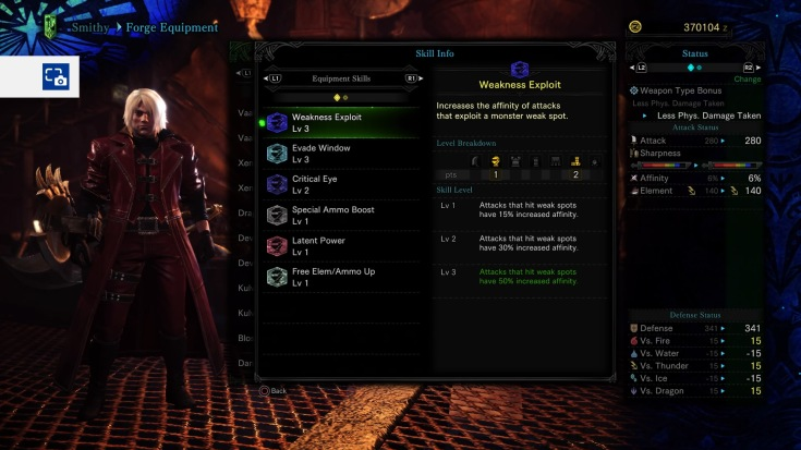 MHW - Events - DMC - Rewards - Full Set stat.jpg