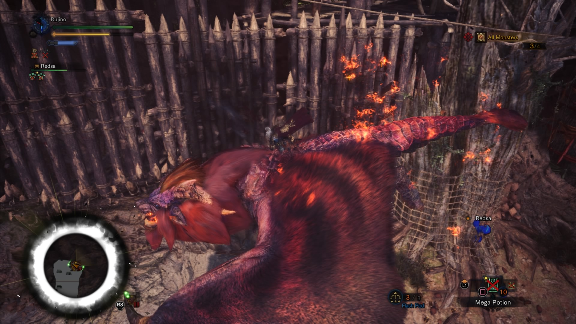 MHW - Events - DMC - Taking Teostra.jpg