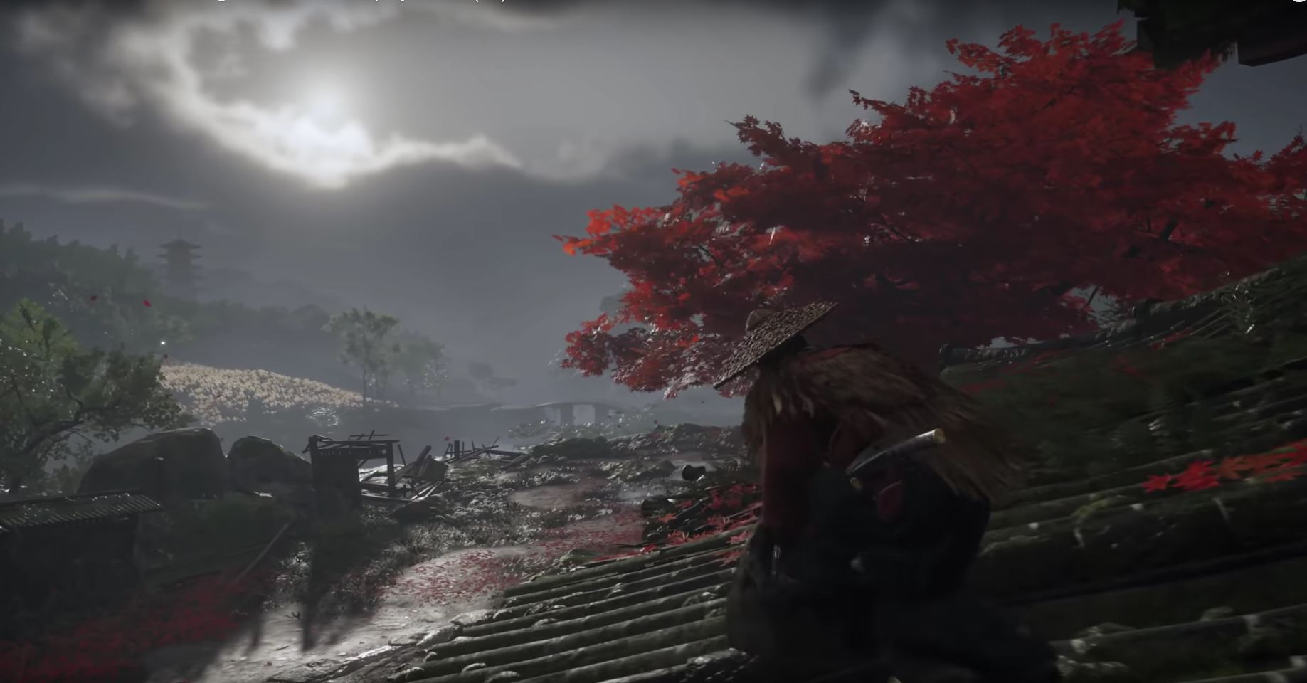 Ghost of Tsushima - Stealth action